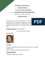 CRONOGRAMA de Practicas Mar Del Plata 2018