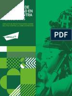 """Informe especial """"Protocolo de la Impunidad en Delitos contra Periodistas"""""""