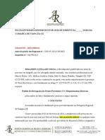 Pedido de revogação de provisória cc liberdade provisória - Erlandes.docx