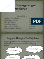 PPT Program Penanggulangan Kemiskinan