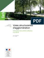 Voies structurantes d'agglomération – Conception des artères urbaines à 70 kmh.pdf