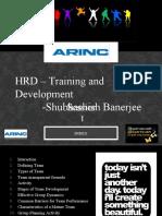 ARINC Presentation 07 03