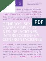 GÉNEROS, SEXUALIdad y Religion_ CONICET_Dossier-42-Género.pdf