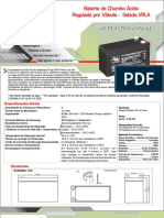 Manual Bateria