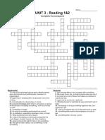 Crossword OptionA