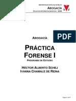 Resumen Practica Forense