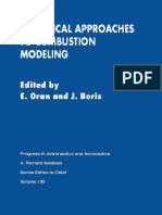 Numerical Approaches to Combustion Modelling