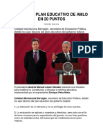 EL NUEVO PLAN EDUCATIVO DE AMLO EN 20 PUNTOS.pdf