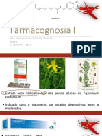 Aula 2. Farmacognosia I