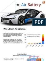 Lithium–Air Battery