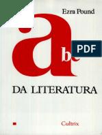 Pound Ezra ABC Da Literatura