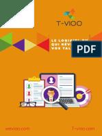 Présentation T-Vioo Web 2017
