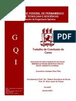 Avaliação Do Risco Radioativo de Águas Minerais Da Região Metropolitana Do Recife, Nordeste Do Brasil.