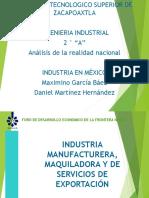 Industria en Mexico