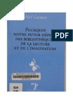 Pourquoi notre futur dépend des bibliothàques de la lecture et de l'imagination.pdf