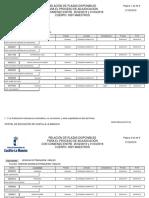 Plazas Disponibles 0597 20190221