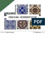 O Que é Design de Superfície