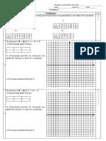 Evaluare, clasa 8, functii
