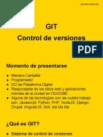 manual basico de git
