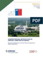Informe Final Estudio WTE RM 2018