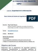 Clase Modelo Seguridad de La Información