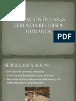 recursos humanos 5s