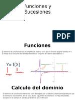 Funciones y Sucesiones