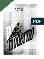 Arte Em Revista - Pós-modernismo (Huyssen, Habermas, Burger, Lyotard)