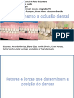 3- Posicionamento e Oclusão Dental