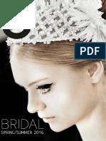 UFASHON ON Magazine Bridal SS16