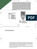 00 Chevrolet Montana 2015 Manual Usuario