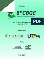 Anaisdo8CongressoBrasileirodeGestaodoEsporte2017