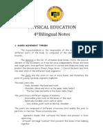 P.E. Notes