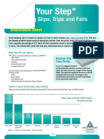 Preventing Slips Trips and Falls at Work 2017