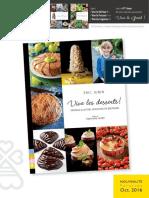 Vive Le Les Desserts