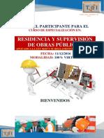Guia de Residencia y Supervisión de Obras Públicas