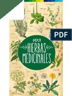 103 plantas medicinales
