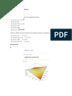 Curvas de Nivel - Cálculo III