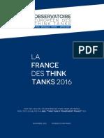 LA FRANCE DES THINK TANKS 2016 final public.pdf