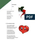 Poemas de Tres Estrofas