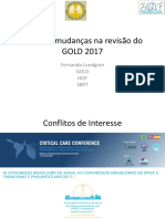 Mudancas na classificação GOLD 2017