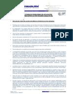 Guia de Aplicacion Recomendaciones Problemas y Soluciones de Pinturas Epoxi Altos Solidos Gama Fk 45 Fakolith