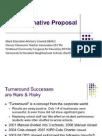 FNE Coalition Transformation Presentation