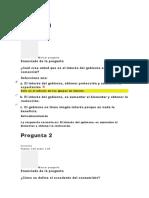 Evaluacion/Examen Unidades 1,2,3 y evaluación final Política Comercial, Asturias