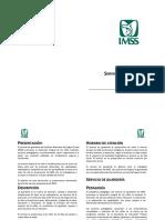 Descripcion Servicios Guarderia IMSS