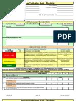 Process Audit_checklist - SCRIBD