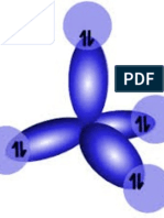 Hybridization Theory of L. Pauling, Chemical Bond and Quantum Mechanics.