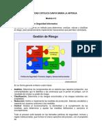 Modulo # 3 Analisis y Manejo de Riesgos.docx