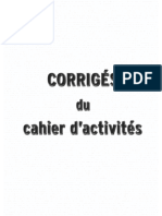 54956968 Corriges Cahier Livre 1