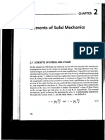 Element of solid mechanics